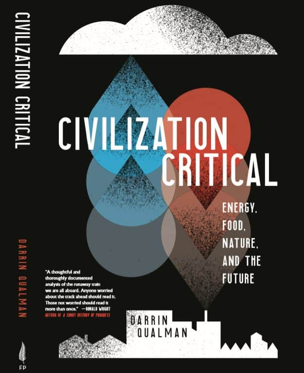 Civilization Critical, Darrin Qualman, front cover